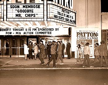 Naro Cinema circa 1970