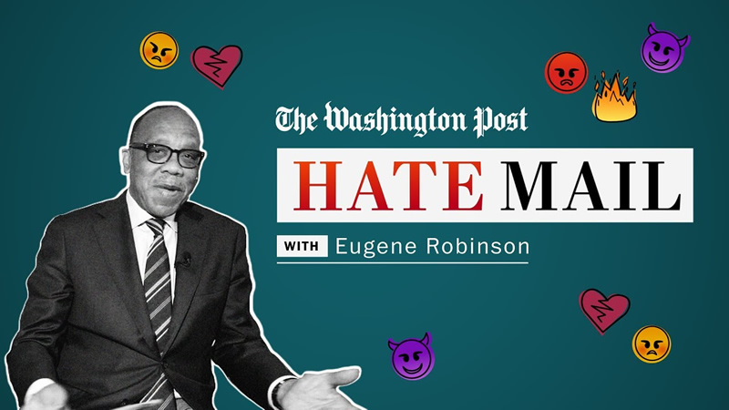 """Eugene Robinson is featured in new documentary """"Pulitzer"""""""