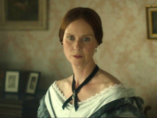 Cynthia Nixon as Emily Dickinson