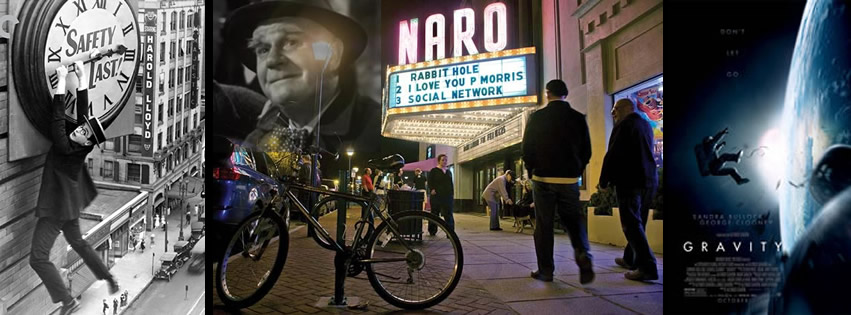Naro Cinema - Norfolk, VA Past-Present-Future