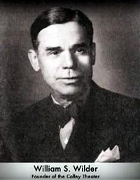 William S. Wilder, Norfolk VA theater empresario 1920s