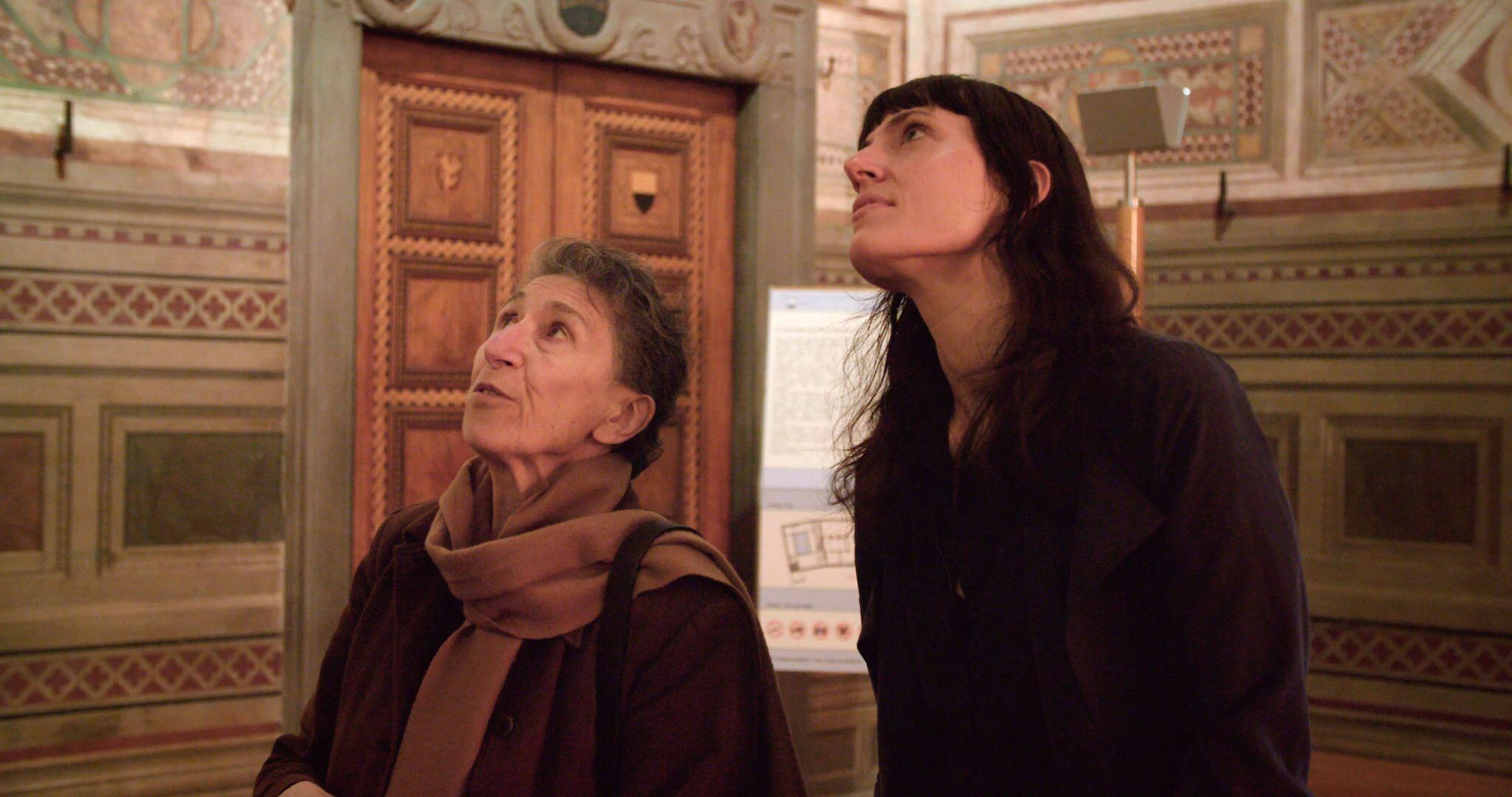 Sociologist Silvia Federici and filmmaker Astra Taylor