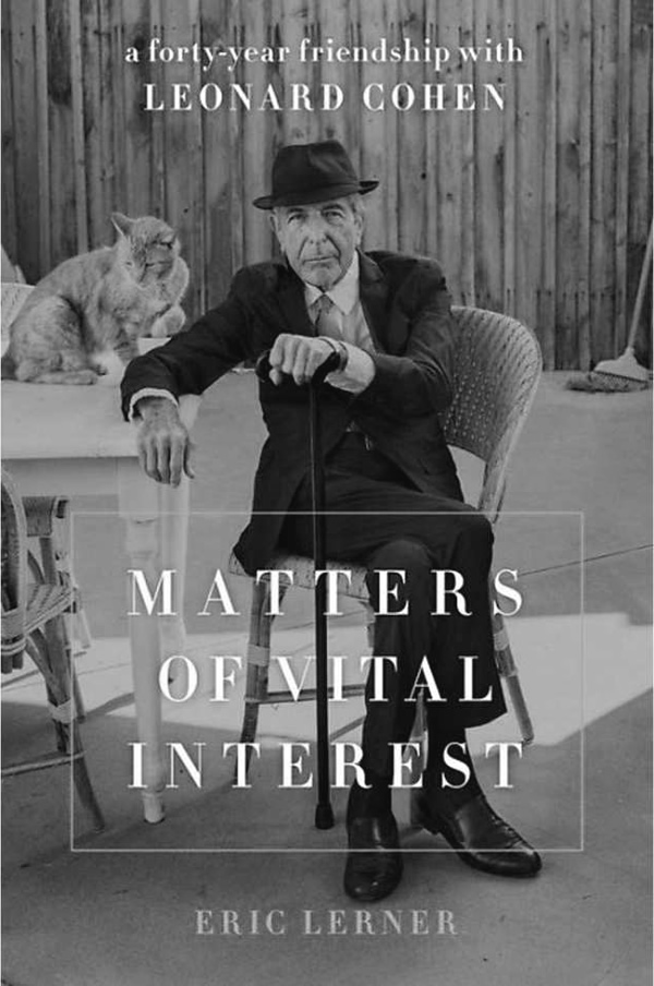 Matters of Vital Interest - Leonard Cohen