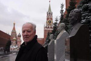 Werner Herzog in Moscow