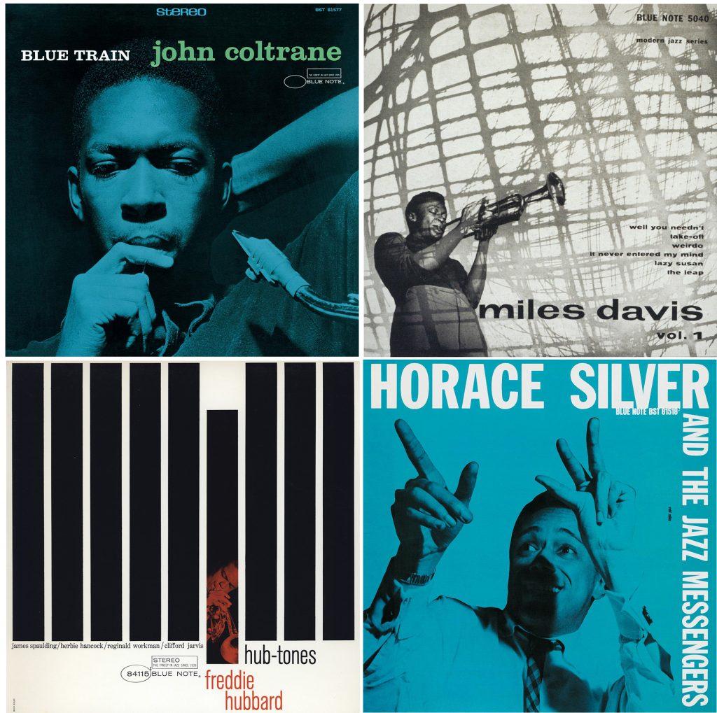 Blue Note Album Covers