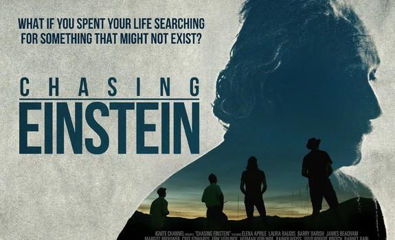 Chasing Einstein movie