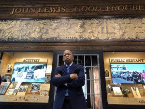 John Lews, Activist & Public Servant