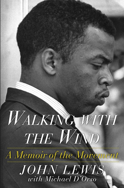 Mike D'Orso's book on John Lewis: Walking with the Wind